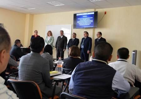 Ministerios Públicos de la PGJEH reciben capacitación para continuar con el fortalecimiento de las técnicas de litigación