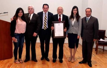 Ofrece López Betancourt conferencia magistral en ICSHu1
