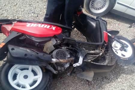 Policía de Tizayuca recupera un tracto camión y una motoneta2