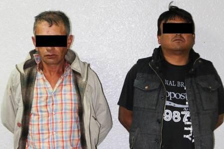 Policía estatal frustra en Mineral de la Reforma un intento de asalto; dos detenidos