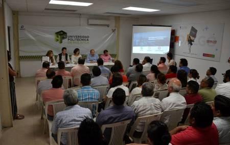 Politécnica de Huejutla recibió visita de la delegada federal de economía en Hidalgo2
