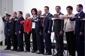Proteger los derechos de las víctimas, prioridad en Hidalgo, Omar Fayad