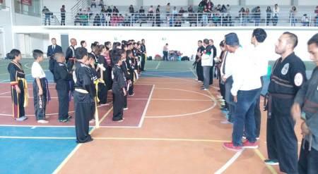 Realizan selectivos estales de Wushu y Lima Lama2