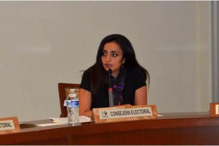 Rinden informe de la Comisión Permanente de equidad de Género y Participación Ciudadana del IEE