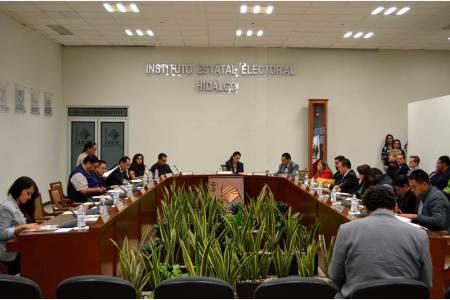 Rinden informe de la Comisión Permanente de equidad de Género y Participación Ciudadana del IEE2