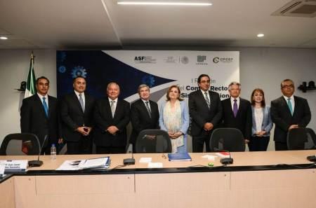 Se integra Contraloría de Hidalgo al Comité del Sistema Nacional de Fiscalización