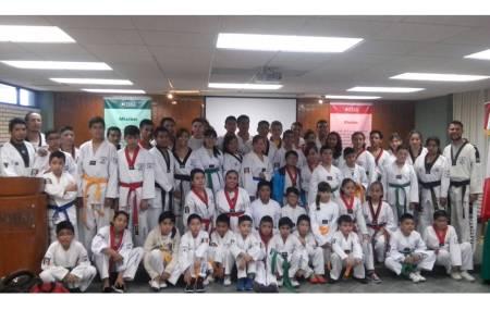 Se lleva a cabo en el ITESA primer seminario de Tae Kwon Do2.jpg