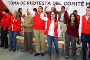 Un PRI comprometido y de puertas abiertas, Leoncio Pineda Godos