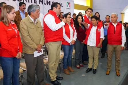 Un PRI comprometido y de puertas abiertas, Leoncio Pineda Godos4