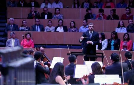 Abrirá Flavie Jeandel Segunda Temporada de Conciertos de la OSUAEH