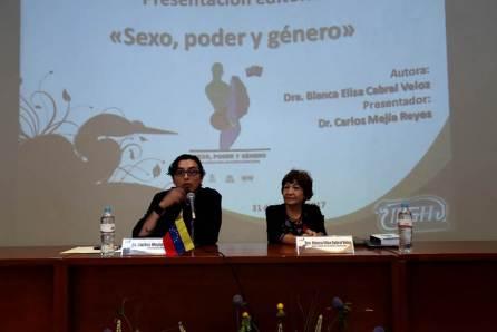 Autora venezolana crítica en ICSHU a actuales corrientes psicológicas4