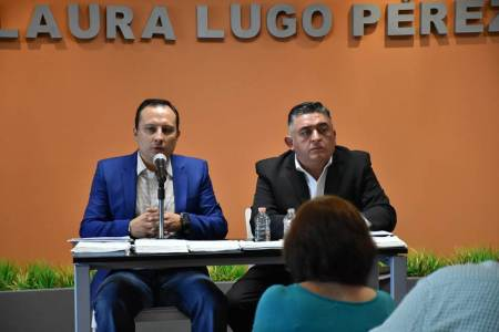 Autoridades de SEPH detectan faltante de 41 millones de pesos