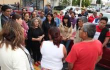 Autoridades municipales y estatales apoyan a afectados por las lluvias de la semana pasada 3