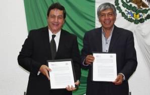 Ayuntamiento de Tizayuca y la UPMH firman convenio de colaboración1