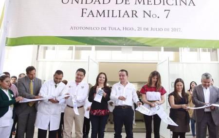 CDI inaugura Unidad Médica Rural de Santa Ana Tzacuala, Hidalgo2.jpg