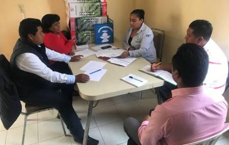 Celebran tercera sesión del Comité Municipal de Salud en el municipio de San Salvador