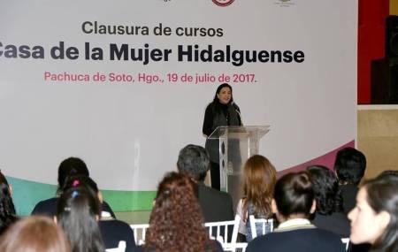Clausura de cursos de la Casa de la Mujer Hidalguense2.jpg