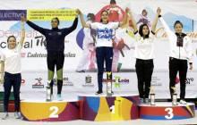 Con una plata y tres bronces cerró Hidalgo en Campeonato Nacional de TKD3