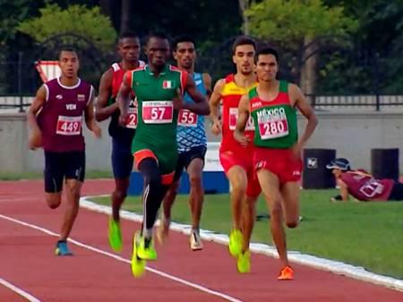 Concluye participación de hidalguense en los Juegos Sordolímpicos