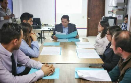 Consejo Municipal de Juventud de Mineral de la Reforma realiza su primera sesión ordinaria2