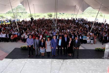 Dan bienvenida al nuevo semestre en Escuela Superior de Tepeji del Río2