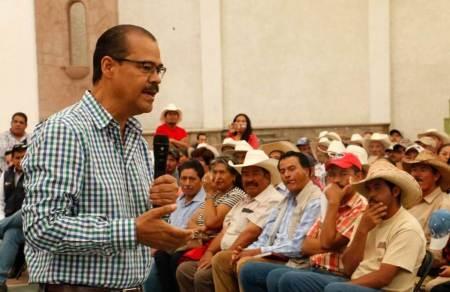Defender programas exitosos para el campo 2018, Fernando Moctezuma
