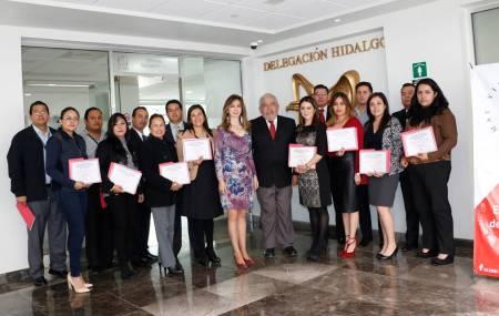El IMSS Hidalgo capacita a personal del ámbito jurídico .jpg