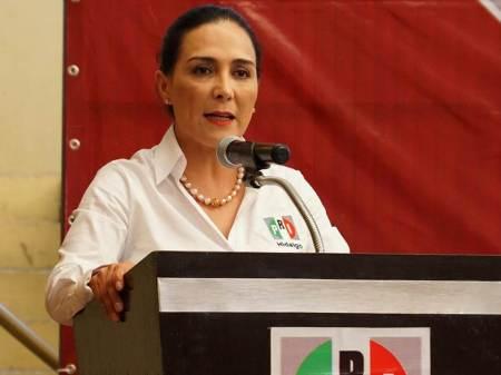 El PRI hidalguense se hará escuchar en la Asamblea Nacional, Erika Rodríguez