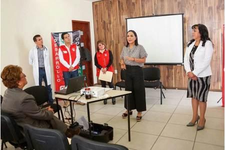"""En el PRI dictan conferencia denominada """"Combate a la pérdida y desperdicio de alimentos"""""""
