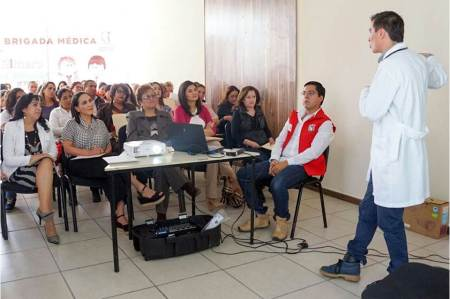 """En el PRI dictan conferencia denominada """"Combate a la pérdida y desperdicio de alimentos""""2"""