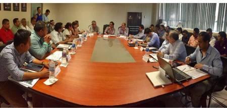Encabeza SEDECO reunión histórica con 8 municipios de la 2