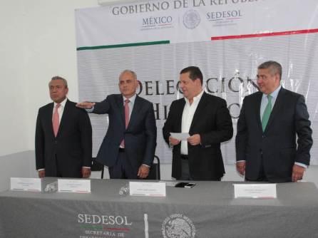 Enroques en delegaciones de Sedesol y Sedatu Hidalgo4