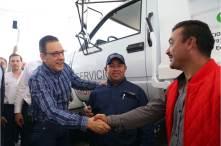 Entrega Omar Fayad inversión histórica para seguridad pública en el Altiplano5