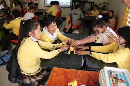 Escuelas de Tiempo Completo amplían oportunidades de aprendizaje en educación básica
