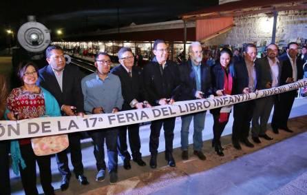 Feria del Libro Infantil y Juvenil llega a todas las regiones de Hidalgo2