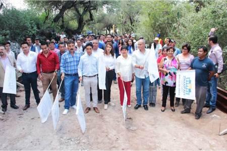 Fondo Minero arranca obras en Zimapán