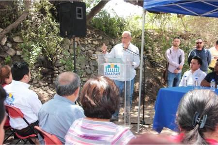 Fondo Minero arranca obras en Zimapán3