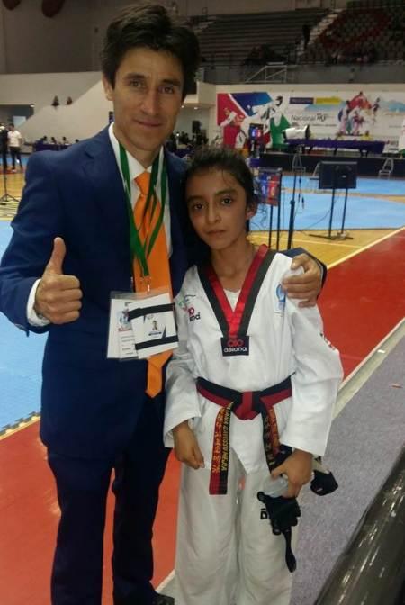 Hidalgo obtiene plata en el Campeonato Nacional de Taekwondo