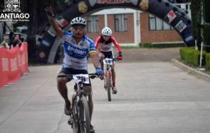 Hidalgo se impone en el Campeonato Nacional de Ciclismo de Montaña2