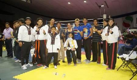 Hidalguenses destacan en Campeonato Mundial de Artes Marciales