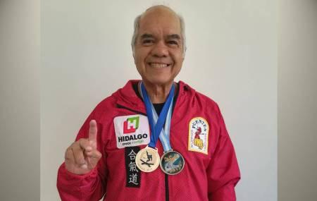 Hugo Puentes Ponce conquista otro título internacional 1