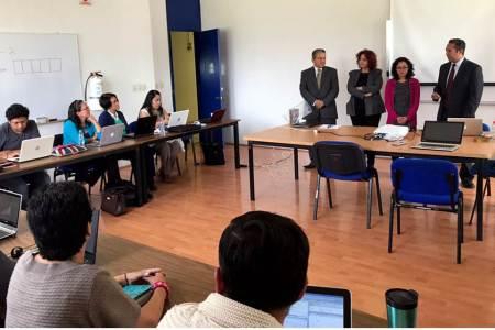 Imparten en ICSa taller de software para análisis de datos2