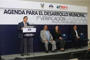 Inicia Mineral de la Reforma, primera verificación de la Agenda para el Desarrollo Municipal