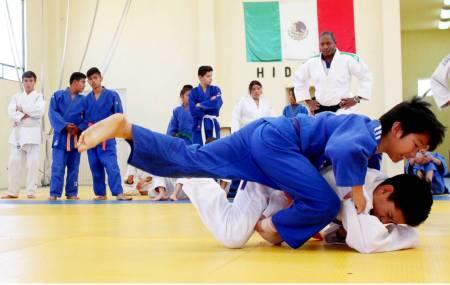 """Judo se prepara para Torneo Nacional """"Daniel F. Hernández"""
