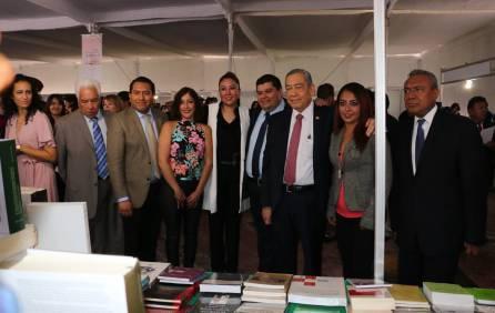 La Secretaría de Gobierno lleva a cabo la Primera Feria del Libro Jurídico3