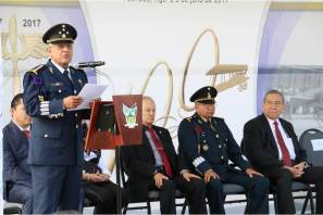 La SEDENA y el Gobierno del Estado de Hidalgo conmemoraron el Centenario del Primer Correo Aéreo en México
