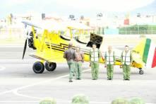 La SEDENA y el Gobierno del Estado de Hidalgo conmemoraron el Centenario del Primer Correo Aéreo en México4