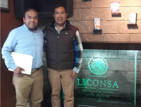 Liconsa Hidalgo beneficiará a 2,120 familias hidalguenses de los municipios de Acaxochitlán y Cardonal1
