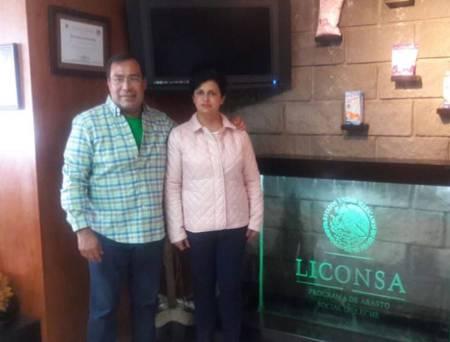 Liconsa Hidalgo beneficiará a 2,120 familias hidalguenses de los municipios de Acaxochitlán y Cardonal2