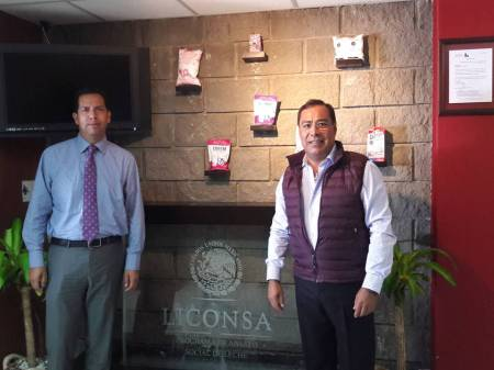 Liconsa Hidalgo beneficiará a más de 5, 050 familias de los municipios de Tulancingo y Atotonilco de Tula